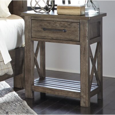Cipriani 1 Drawer Night Stand