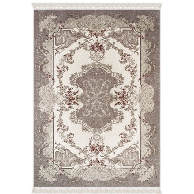 Humphery Beige Area Rug