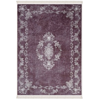 Fontanez Brown Area Rug
