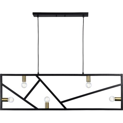 Markovich 5-Light Kitchen Island Pendant