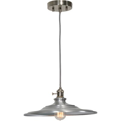 Albrecht 1-Light Inverted Pendant