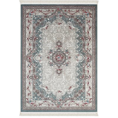 Ugarte Gray Area Rug