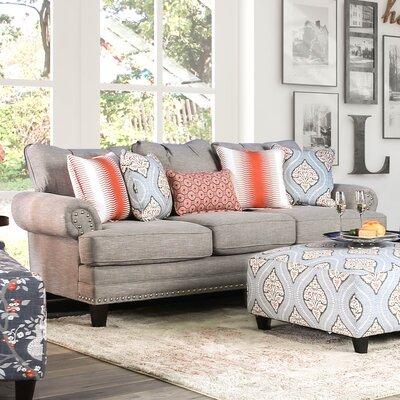 Kibby Fabric Sofa