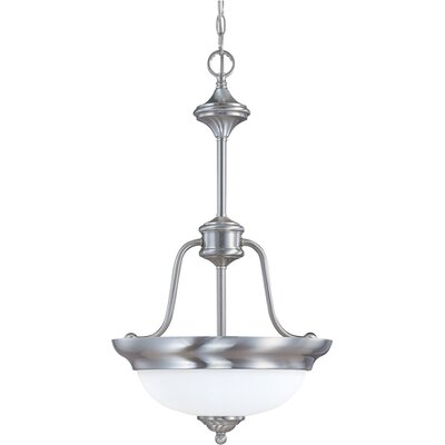 Frison 2-Light Inverted Pendant