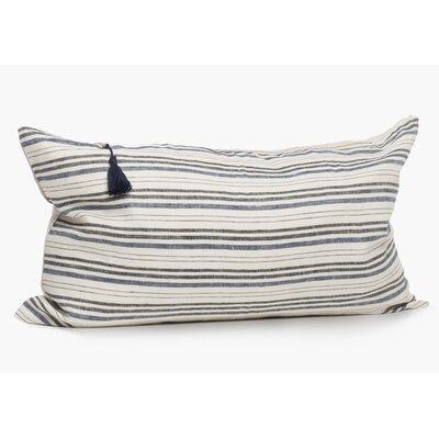 Rhinecliff Linen Lumbar Pillow Size: 14 x 26