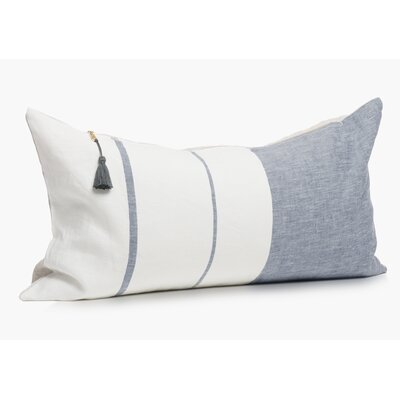 Richard Linen Lumbar Pillow