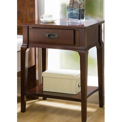 Jacobsen 1 Drawer Nightstand