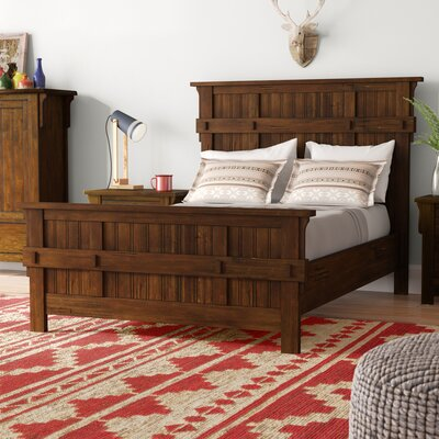Baird Panel Bed Size: Queen