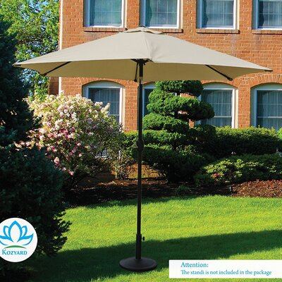Keltner Patio Outdoor 9' Market Umbrella AD6A8EEB36DB4C7D8E787FD50B9403AB