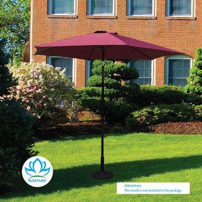 Keltner Patio Outdoor 9' Market Umbrella BCF3749BE3184CC685D254238FEC1132