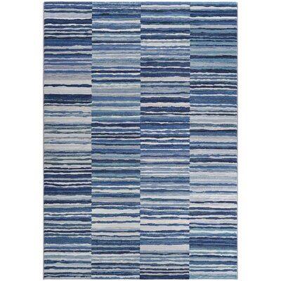 Panella Aquarius Area Rug Rug Size: Rectangle 92 x 125