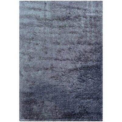 Pangburn Fog Gray Area Rug Rug Size: Rectangle 66 x 96