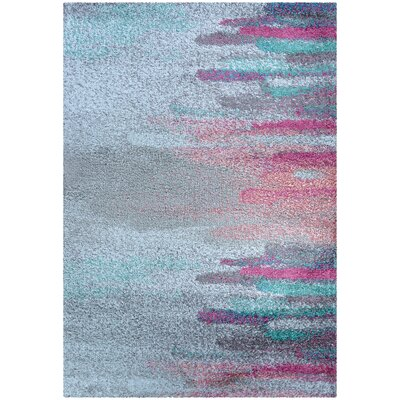 Pangburn Daybreak Blue Area Rug Rug Size: Rectangle 33 x 55