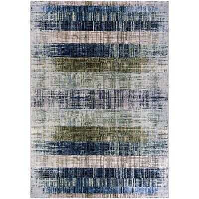 Panella Moss Area Rug Rug Size: Rectangle 66 x 96
