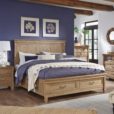 Hooley Storage Panel Bed