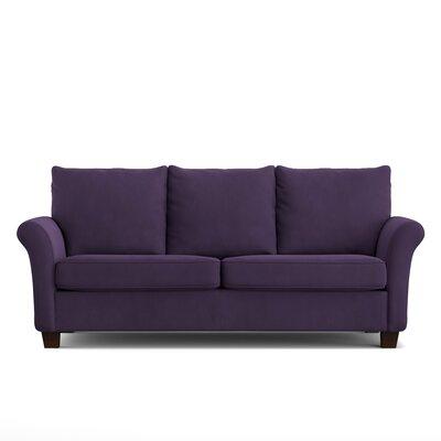 Mccrady Sofa Upholstery: Plum
