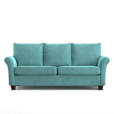 Mccrady Sofa Upholstery: Turquoise
