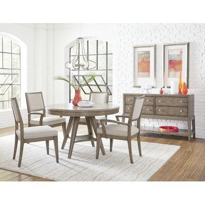 Whicker 3 Piece Dining Set