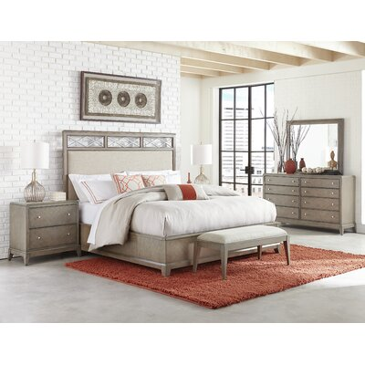 Whicker Configurable Bedroom Set