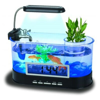 1.8 Gallons USB Desktop Aquarium Kit
