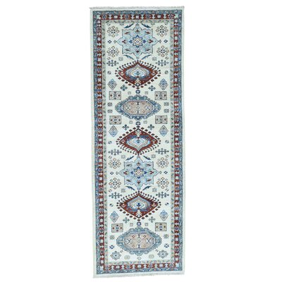 One-of-a-Kind Laursen Northwest Oriental Hand-Knotted Area Rug
