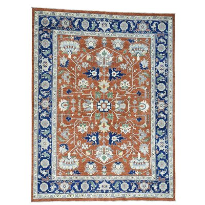 One-of-a-Kind Salzman Oriental Hand-Knotted Area Rug