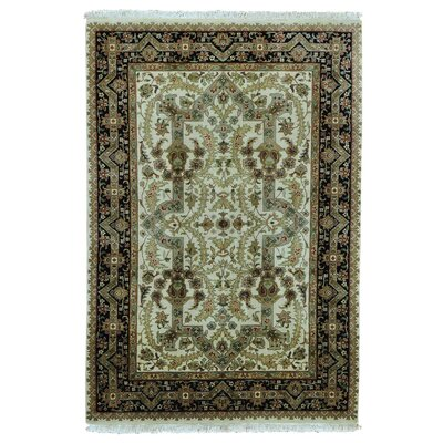 One-of-a-Kind Samons Oriental Revival Hand-Knotted Area Rug
