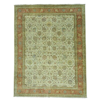 One-of-a-Kind Samons 300 KPSI Fine Hand-Knotted Area Rug