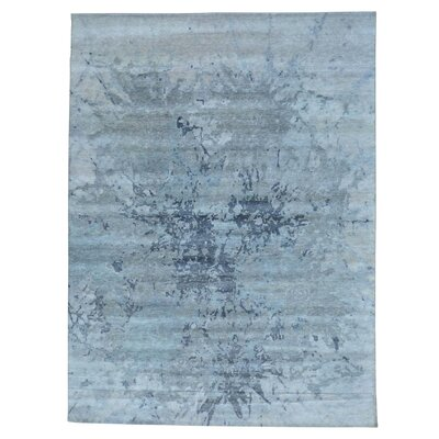 One-of-a-Kind Edgebrooke Splash Oriental Hand-Knotted Area Rug