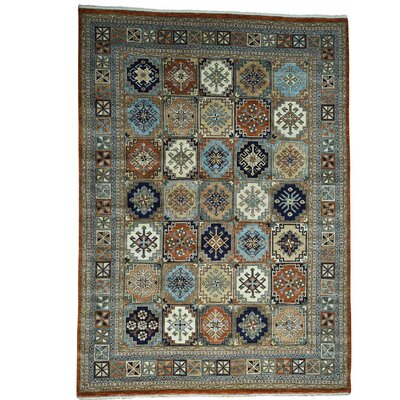 One-of-a-Kind Greenwich Village Ersari Oriental Hand-Knotted Area Rug