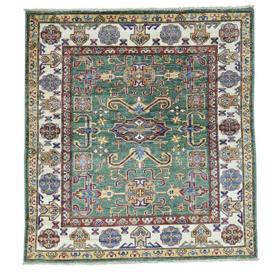 One-of-a-Kind Tilomar Squarish Super Hand-Knotted Area Rug