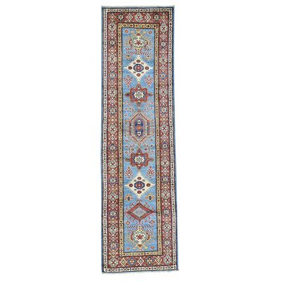 One-of-a-Kind Leela Super Oriental Hand-Knotted Area Rug