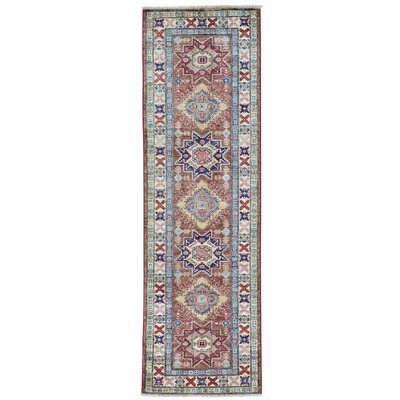 One-of-a-Kind Tillett Super Narrow Oriental Hand-Knotted Area Rug