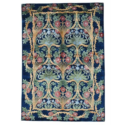 One-of-a-Kind Nicol Oriental Hand-Knotted Area Rug