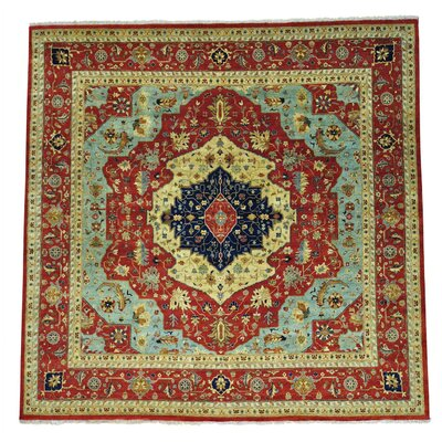 One-of-a-Kind Saltford Oriental Hand-Knotted Area Rug