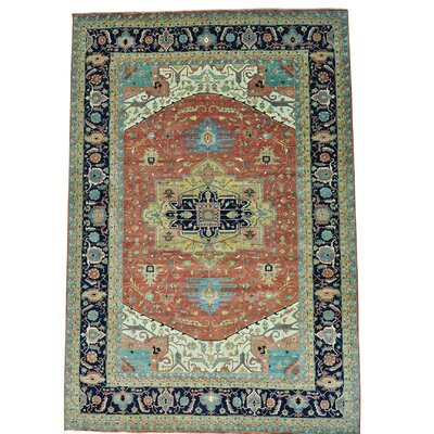 One-of-a-Kind Saltford Re-creation Hand-Knotted Area Rug