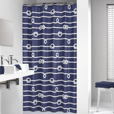 Ferber Nautical Rope Shower Curtain