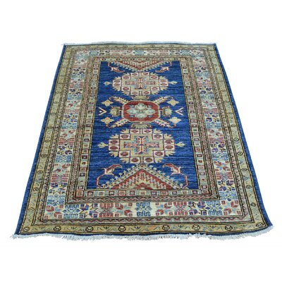 One-of-a-Kind Tillman Super Hand-Knotted Area Rug