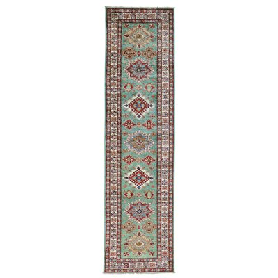 One-of-a-Kind Latimore Oriental Super Hand-Knotted Area Rug