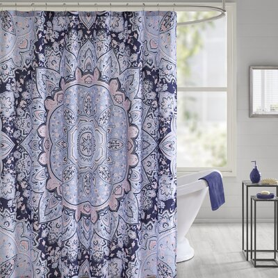 Proto Printed Shower Curtain