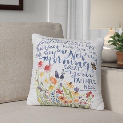 Gracey Steadfast Love Throw Pillow