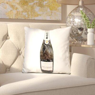 Isler Champagne Throw Pillow