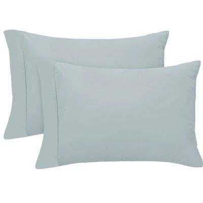 Pillow Case Size: King, Color: Slate Blue