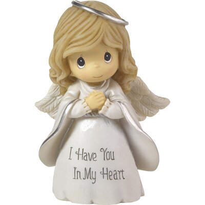 I Have You in My Heart Angel Figurine 173018