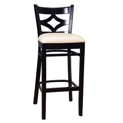 Fralick 30 Bar Stool Color: Espresso