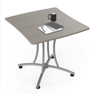 Lamons End Table Table Top Color: Wooden Ash, Color: Ash