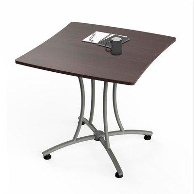 Lamons End Table Table Top Color: Wooden Mocha, Color: Mocha