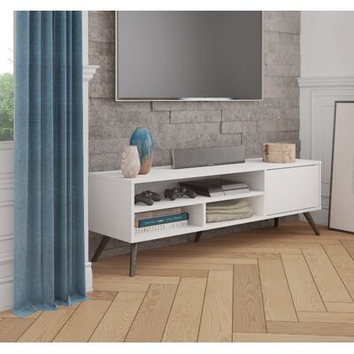 Daleville 53.5 TV Stand Color: White