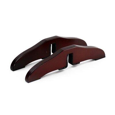 Support Feet for 360 Degree Configurable Gate Finish: Espresso