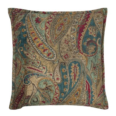 Springfield Paisley Throw Pillow